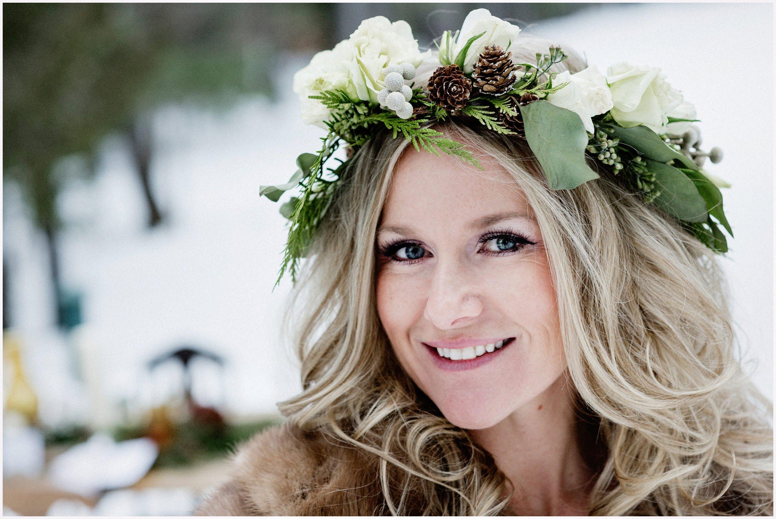 Ottawa Valley Winter Wedding Venue