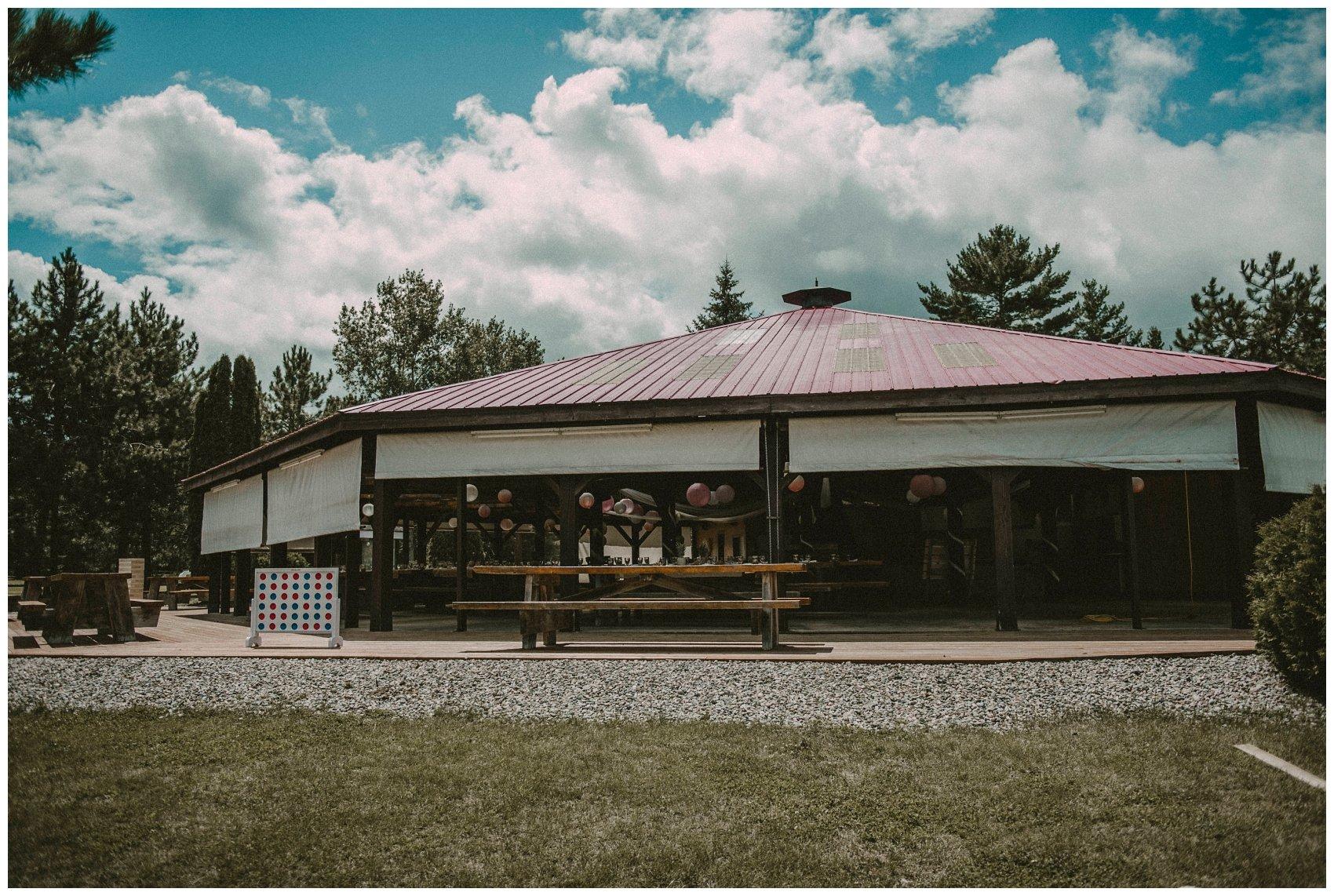 Wilderness Tours Wedding