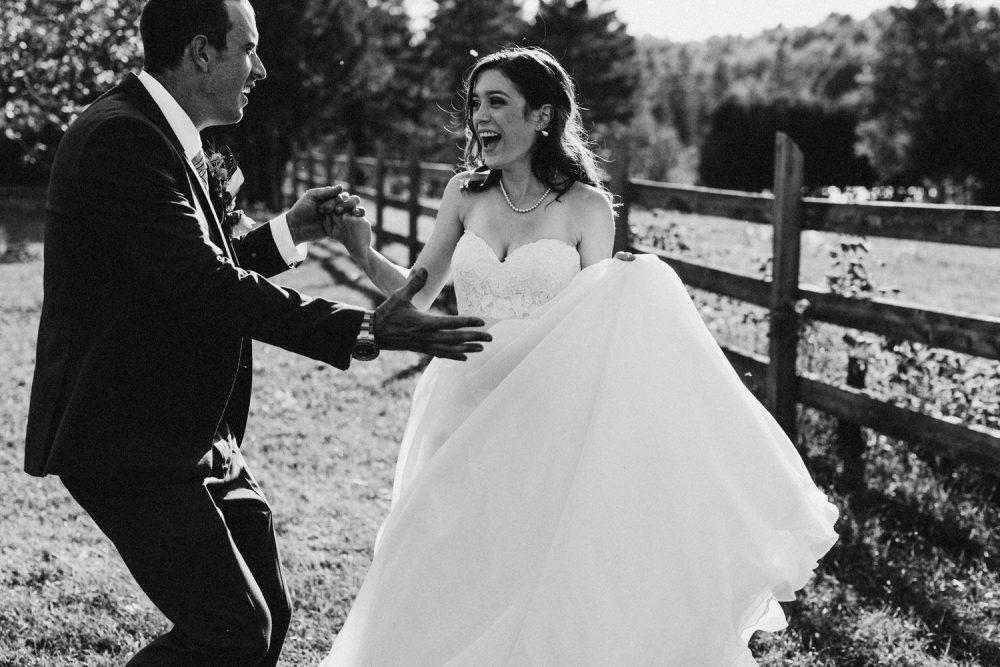 Boho Pontiac Wedding