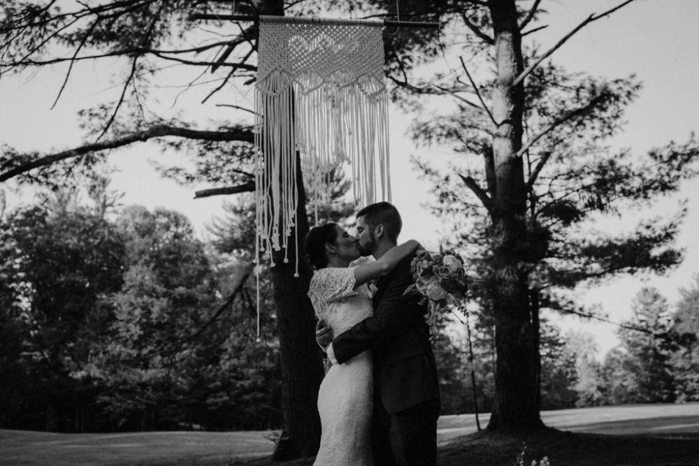 Pine Lodge Pontiac Wedding