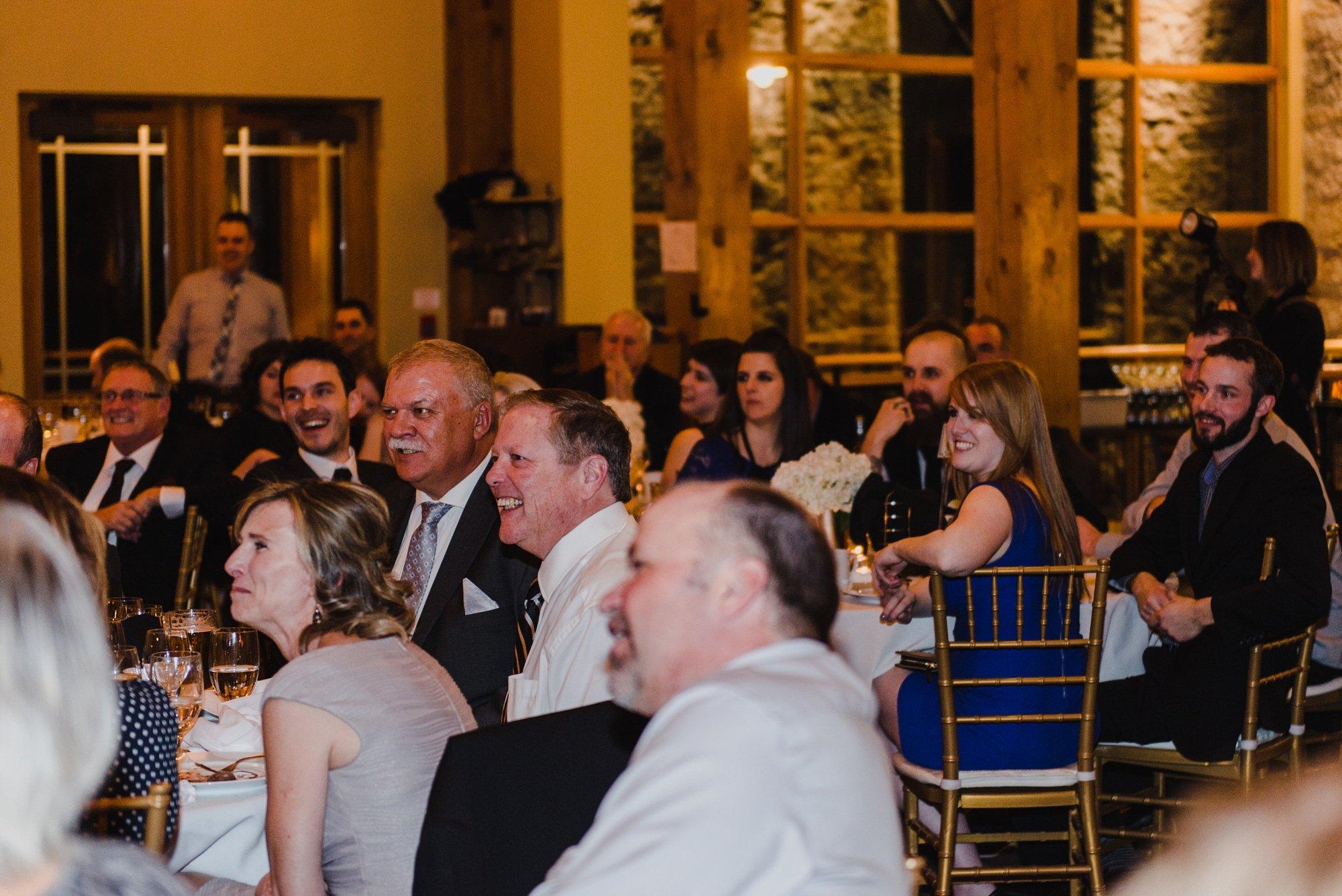 Marshes Golf Club Winter Wedding
