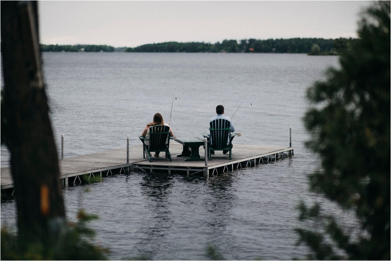 Golden Lake Wedding Photographer - Cindy Lottes Photography