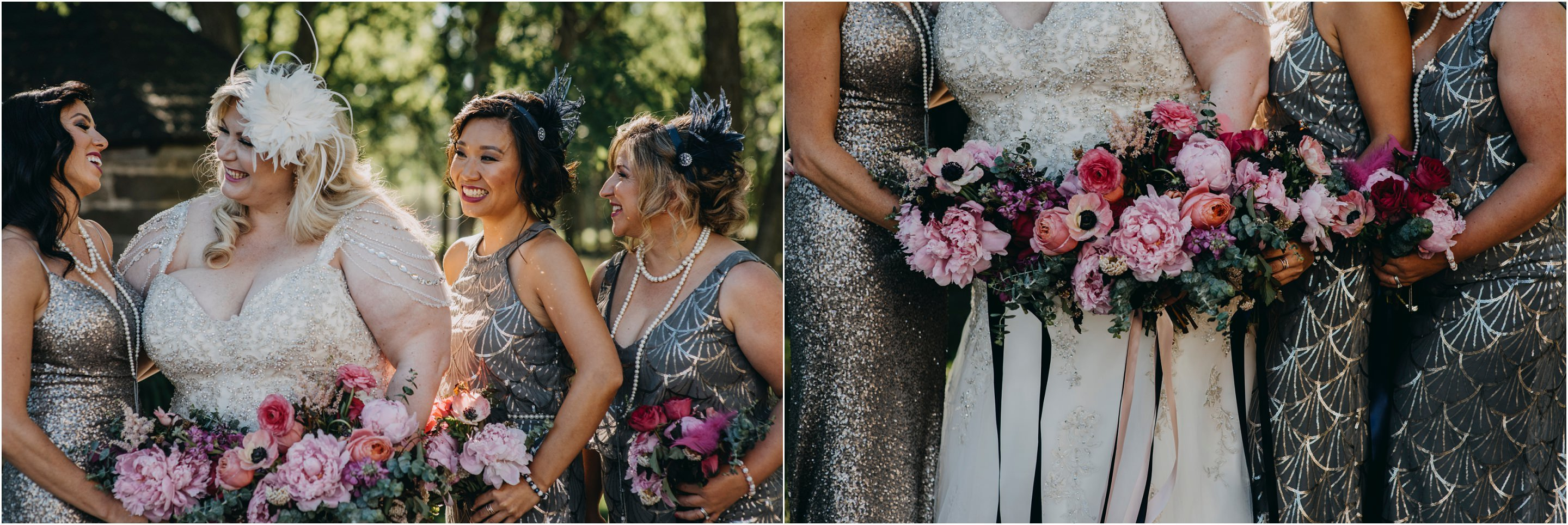 Stonefields Great Gatsby Wedding by Cindy Lottes Photography