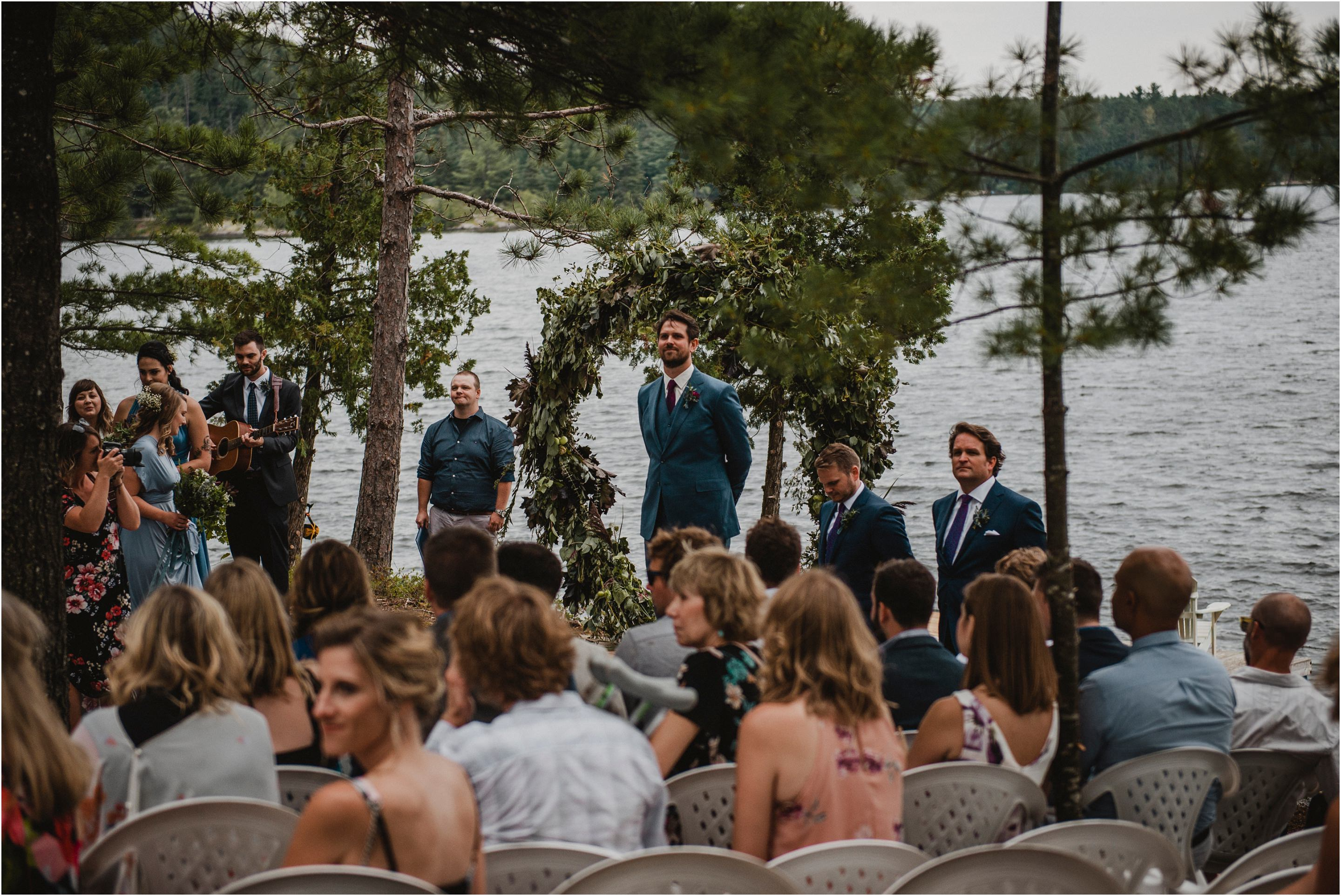 Wilderness Tours Wedding