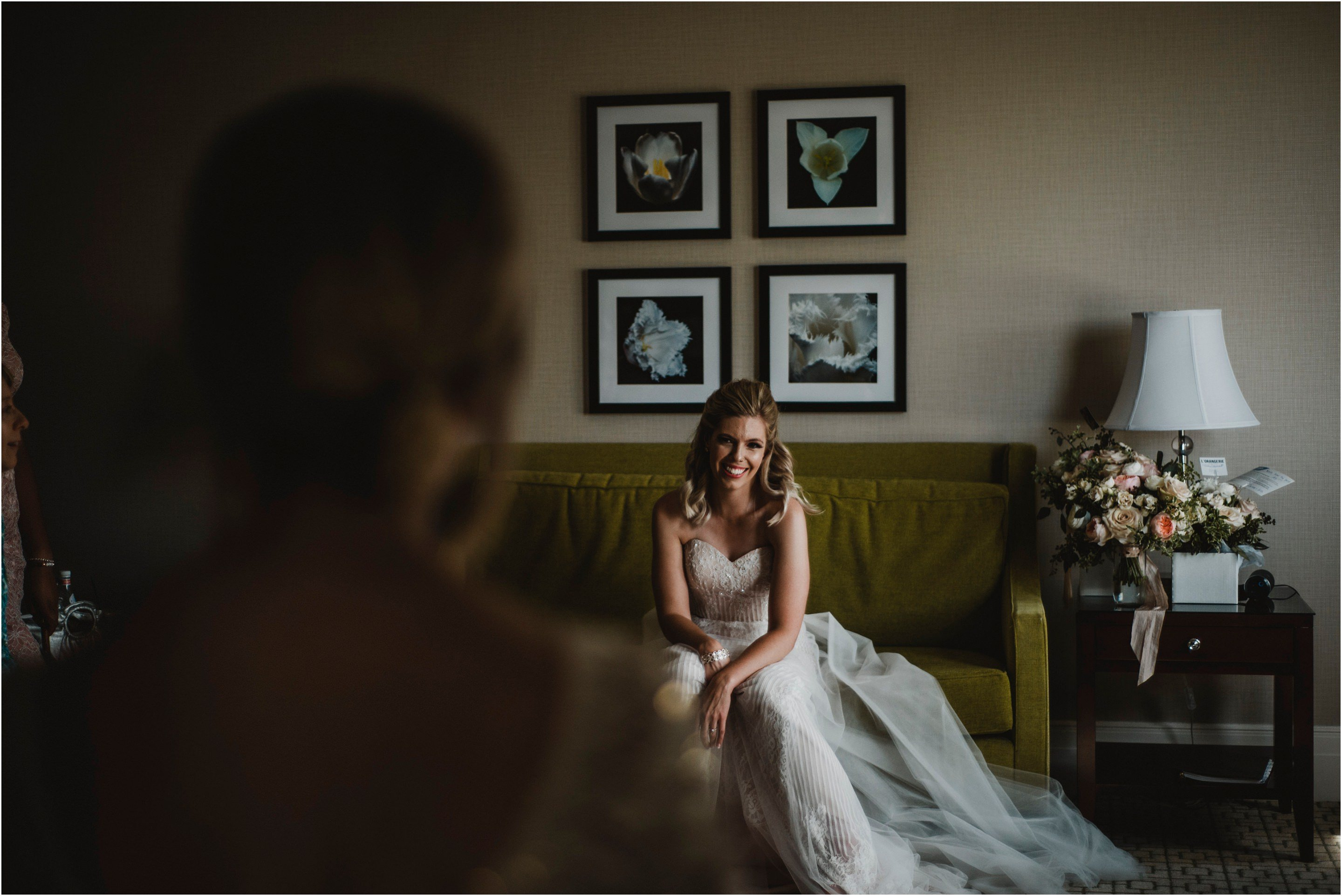 Canadian Aviation Museum Wedding - Cindy Lottes Photography