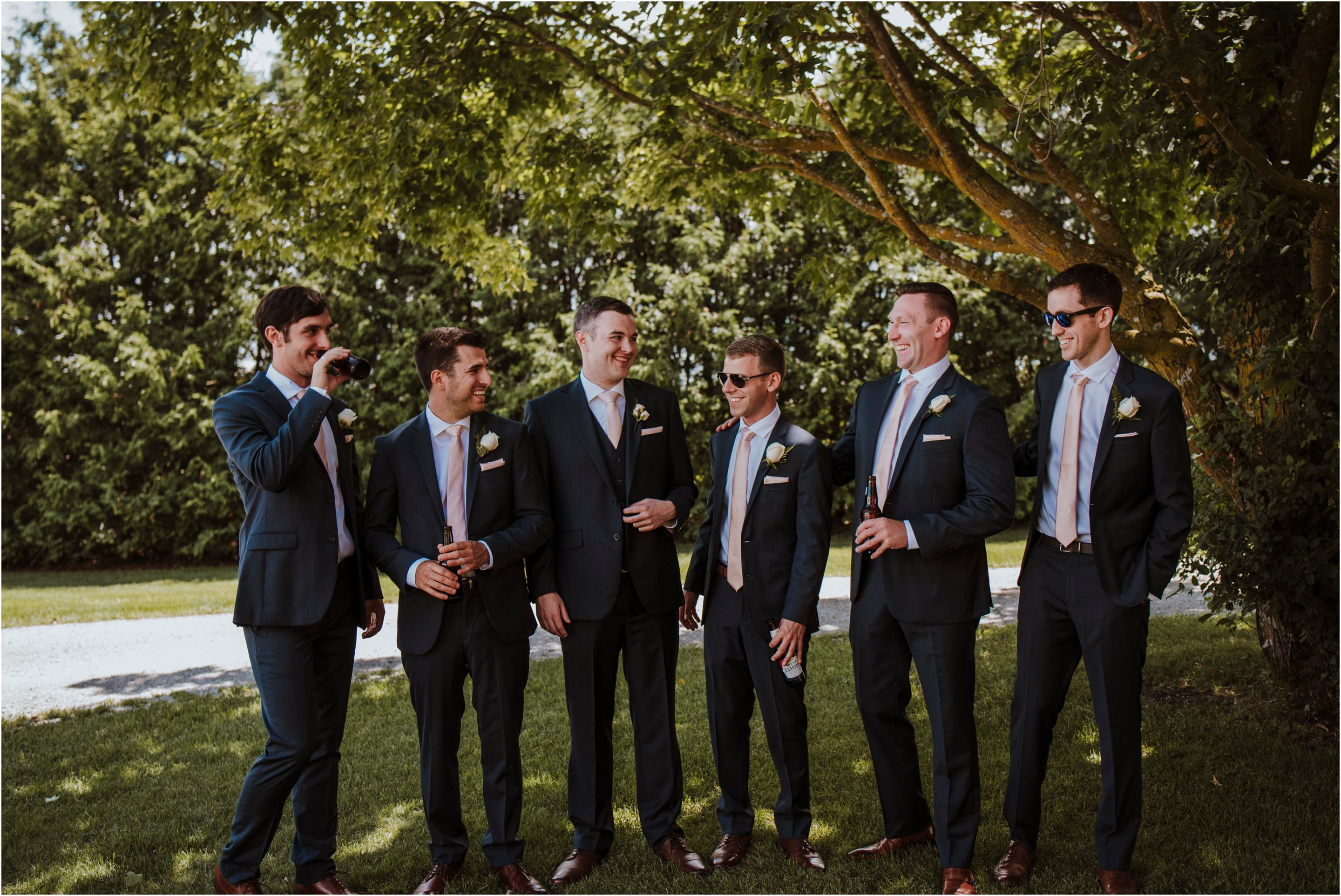 Ottawa Valley Wedding - Cindy Lottes Photography