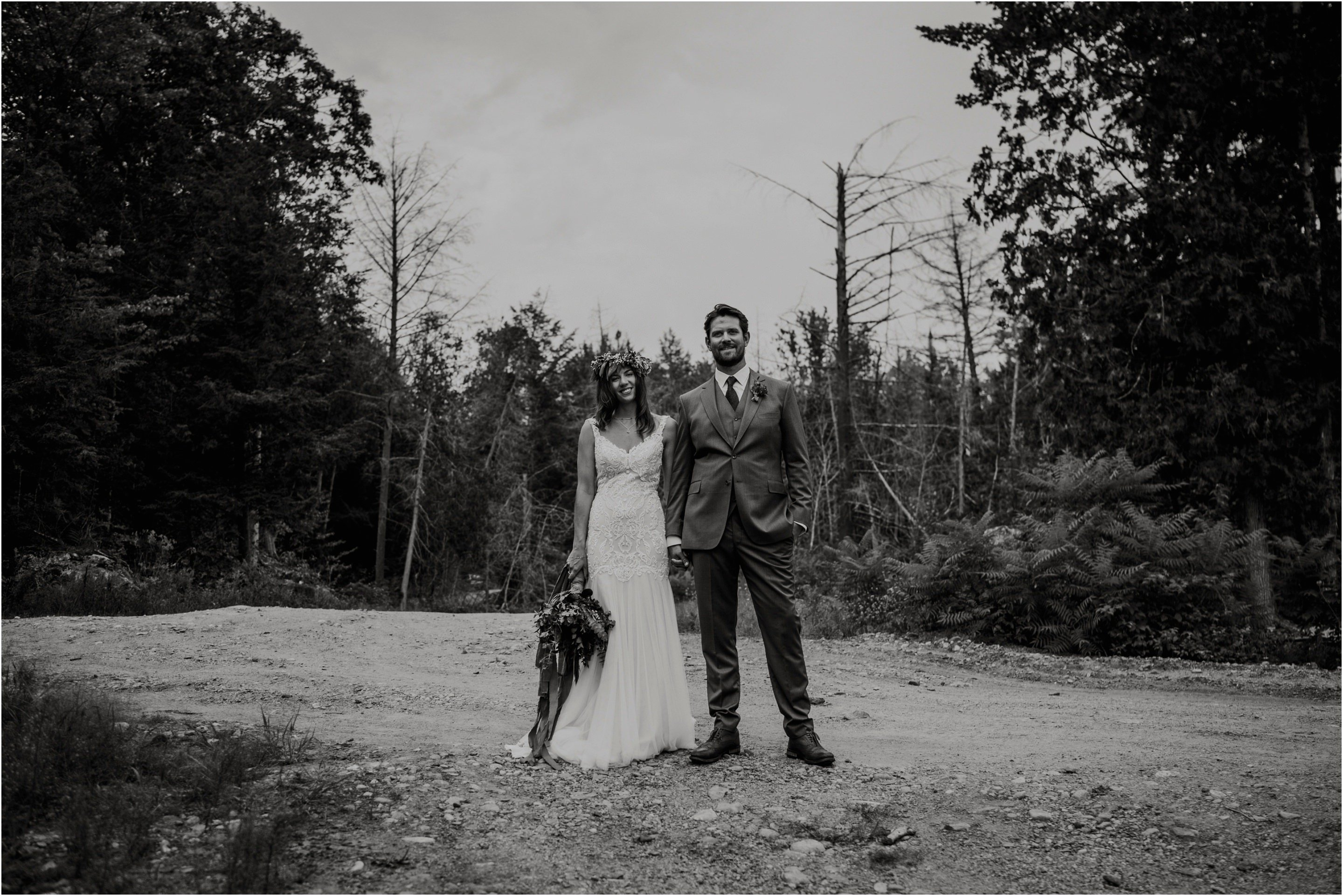 Wilderness Tours Wedding - Cindy Lottes Photography