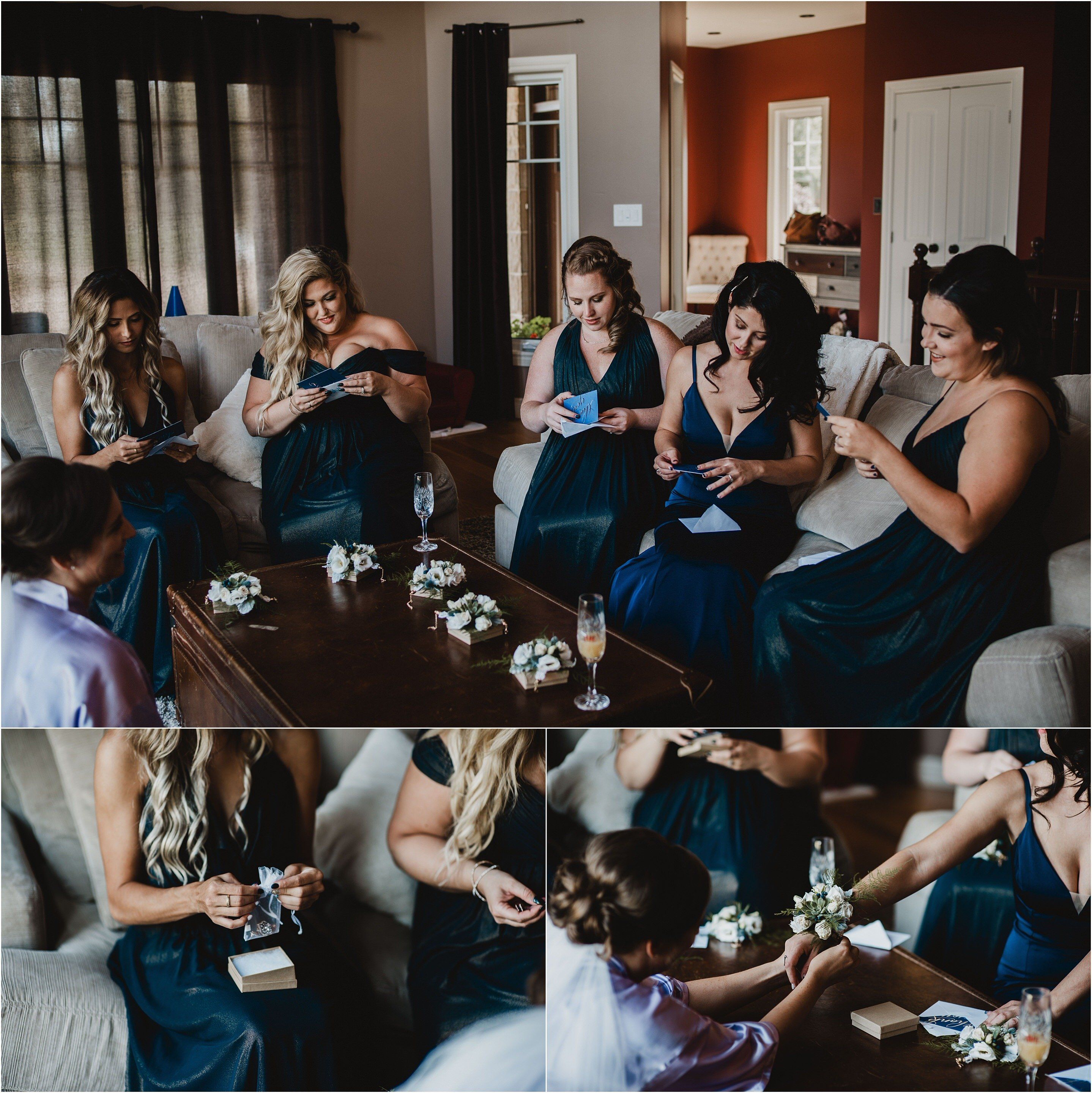 Chutes Coulonge Wedding by Cindy Lottes Photography