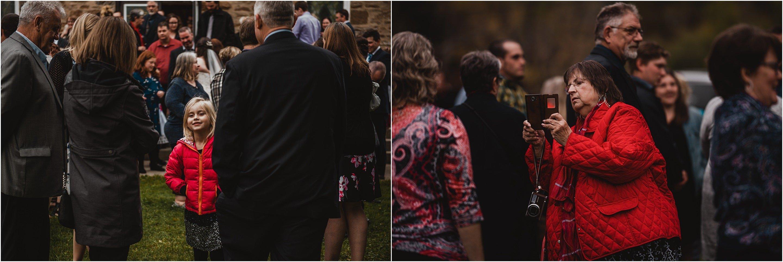 Ottawa Valley October Wedding
