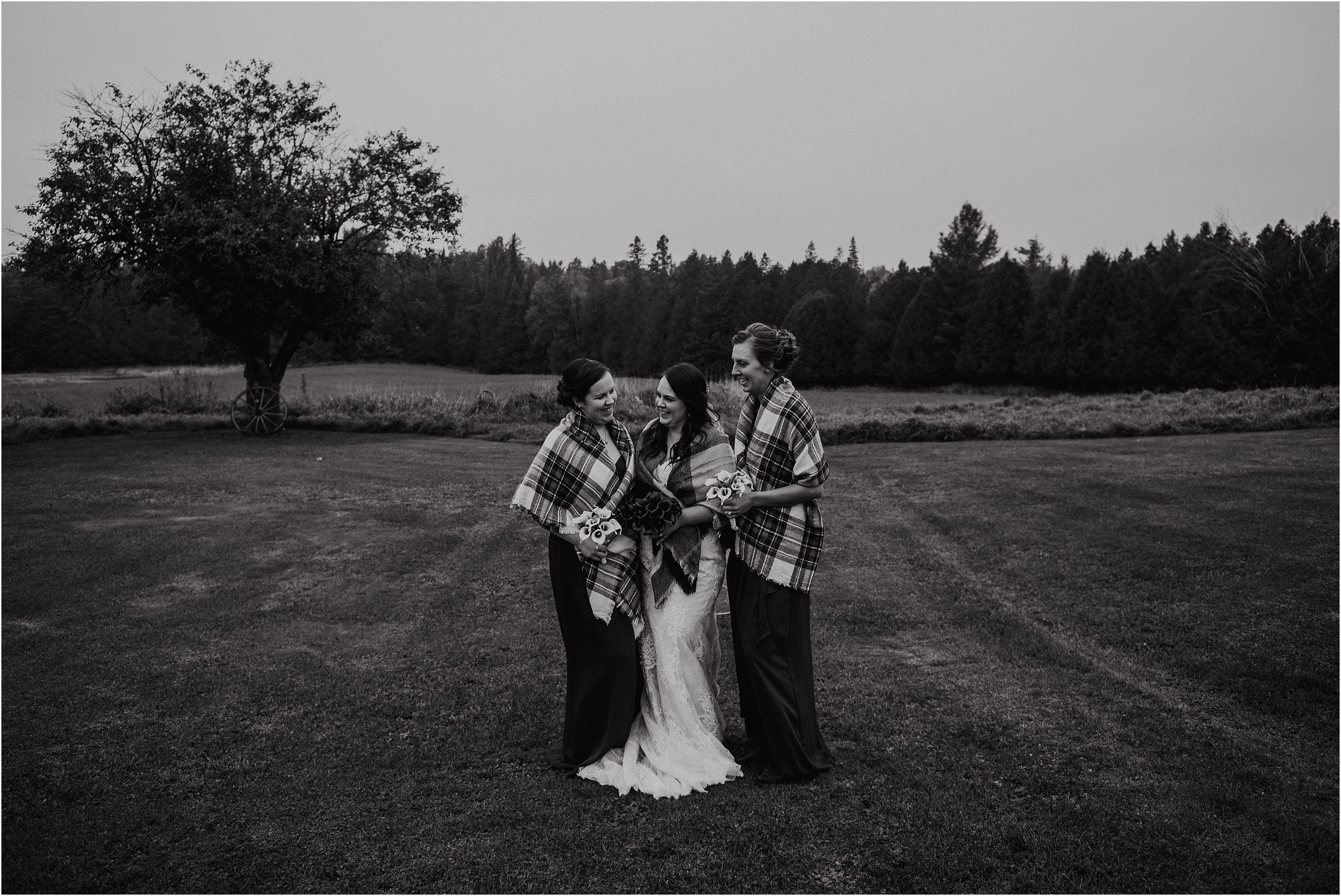 Ottawa Valley October Wedding
