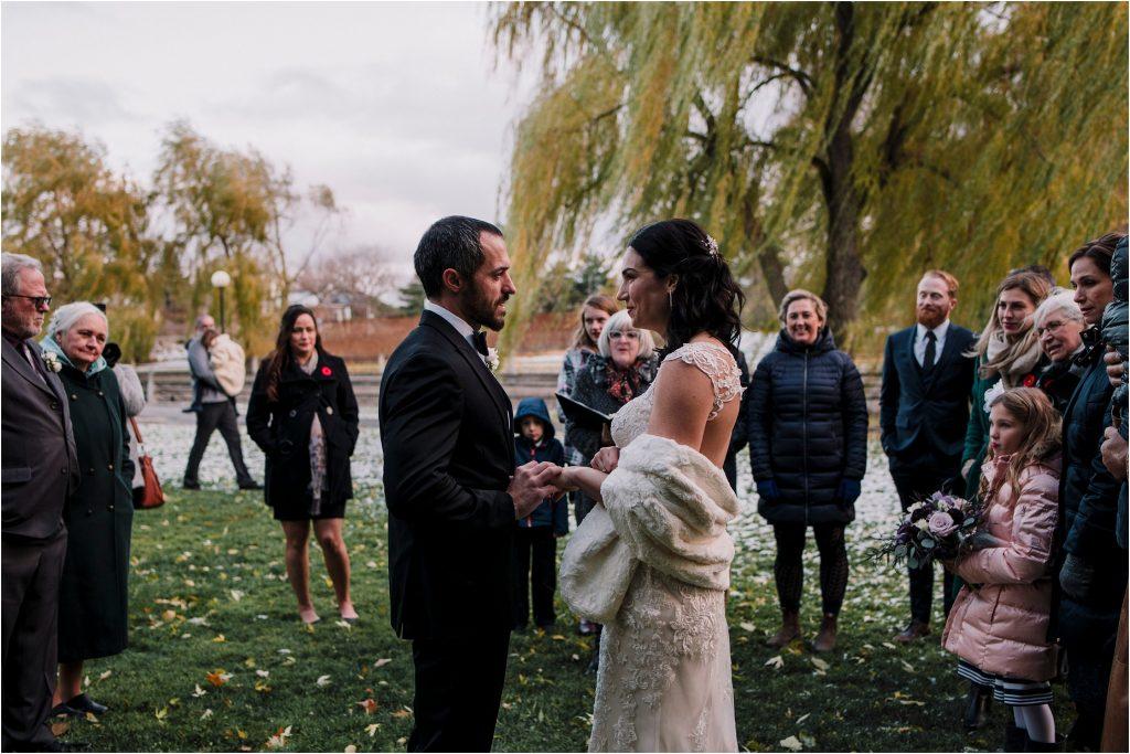 Lord Elgin Ottawa Wedding