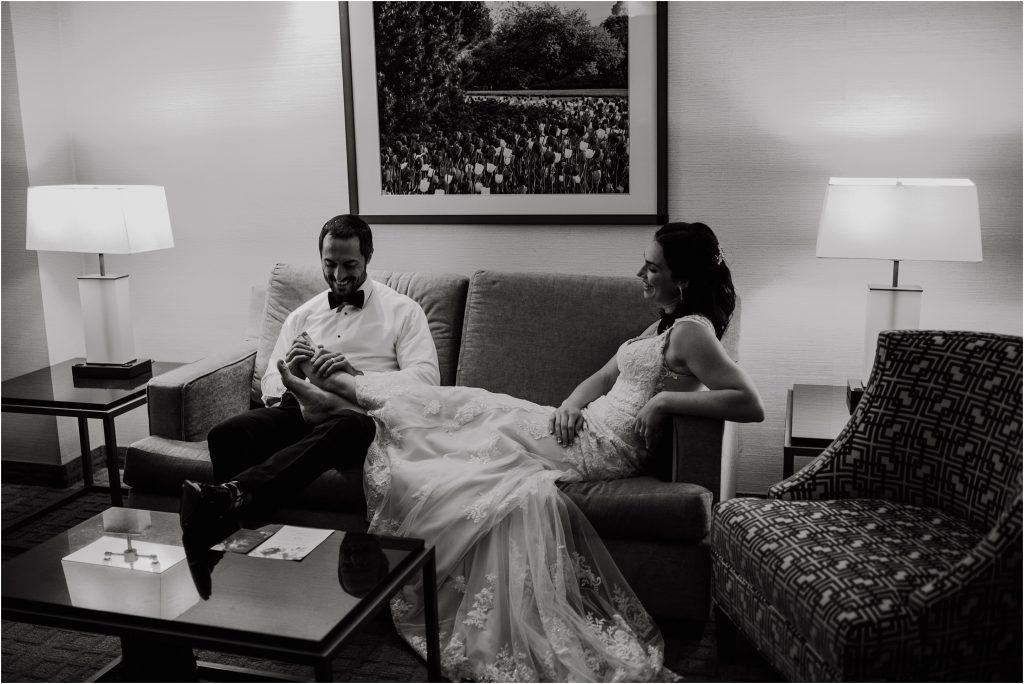 Lord Elgin Hotel Ottawa Wedding