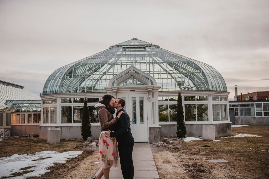 Ottawa Experimental Farm Tropical Greenhouse Engagement