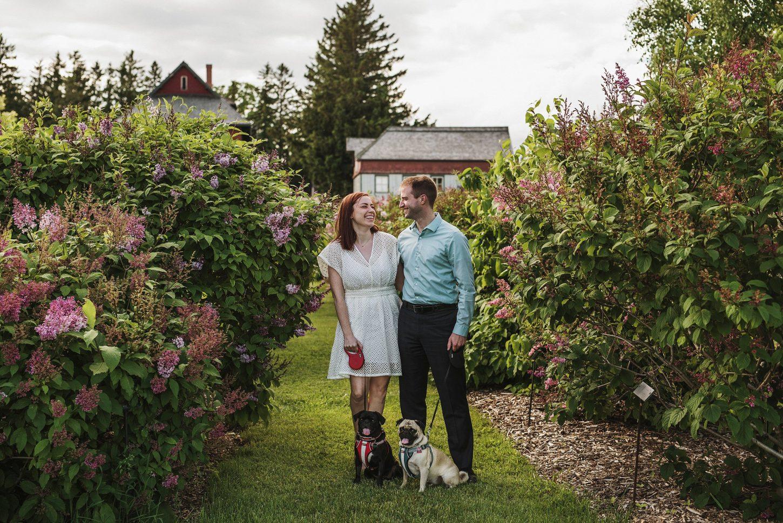 Ottawa Experimental Farm Engagement with Pugs