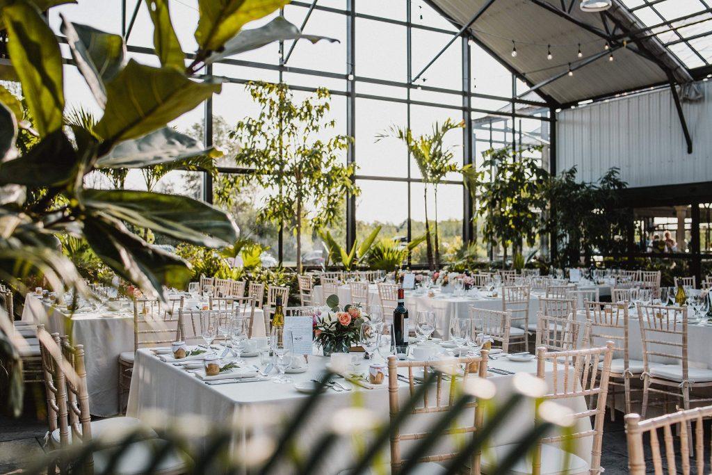 Aquatopia Greenhouse Ottawa Wedding