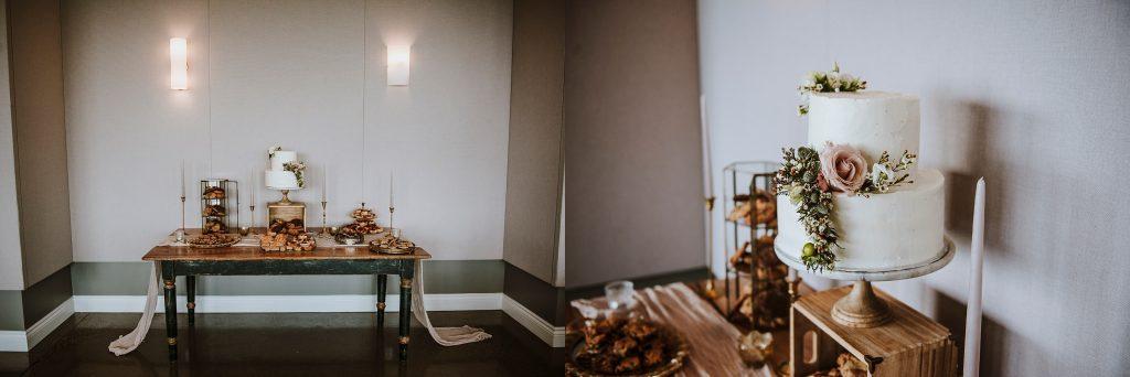 Le Belvedere Wedding Decor by Makin It Lovely