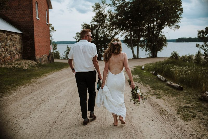Pontiac Cottage Wedding