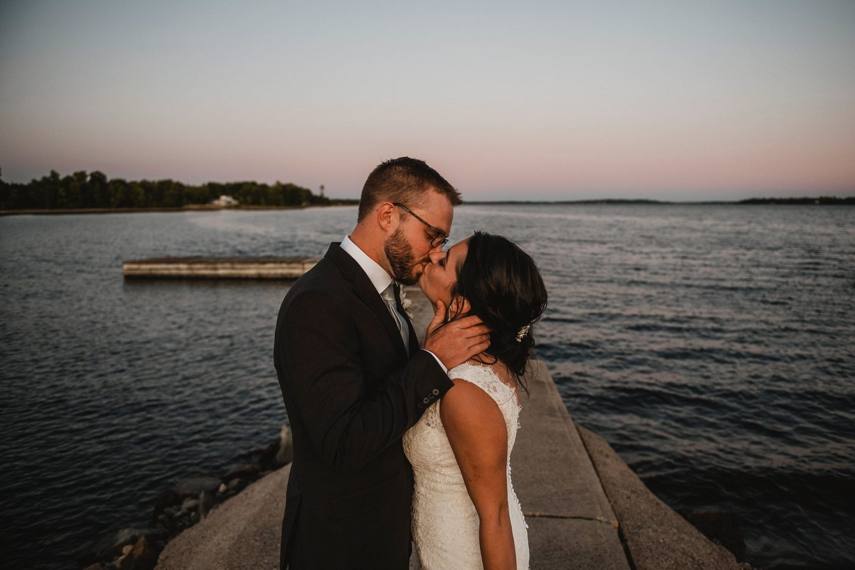 Ottawa Valley Outdoor Wedding