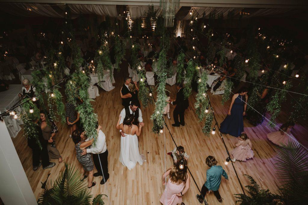 Pembroke Fall Outdoor Wedding