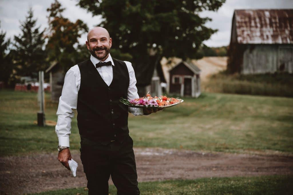 Pembroke Outdoor Fall Wedding