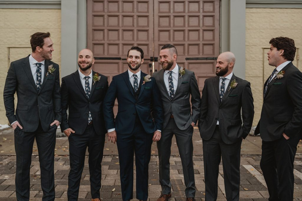 Horticulture Building Wedding