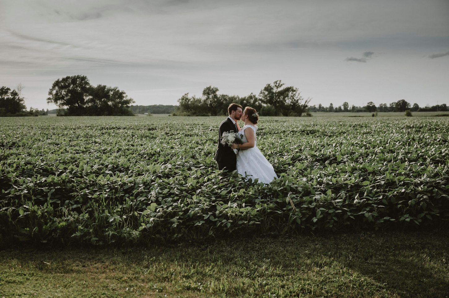 North Gower Backyard Wedding