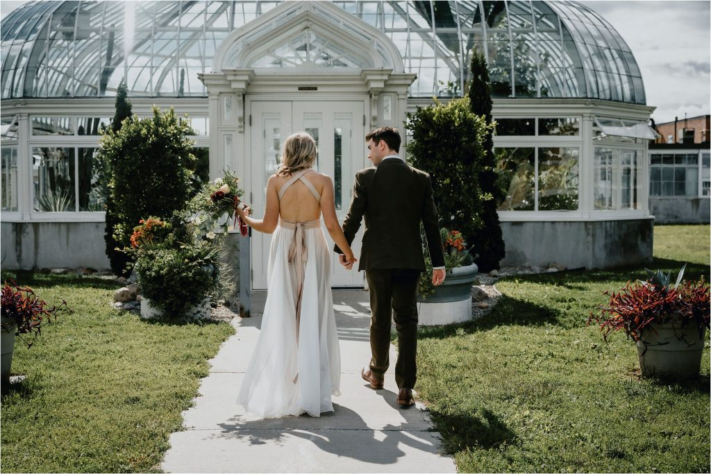 Central Experimental Farm Intimate Ottawa Wedding