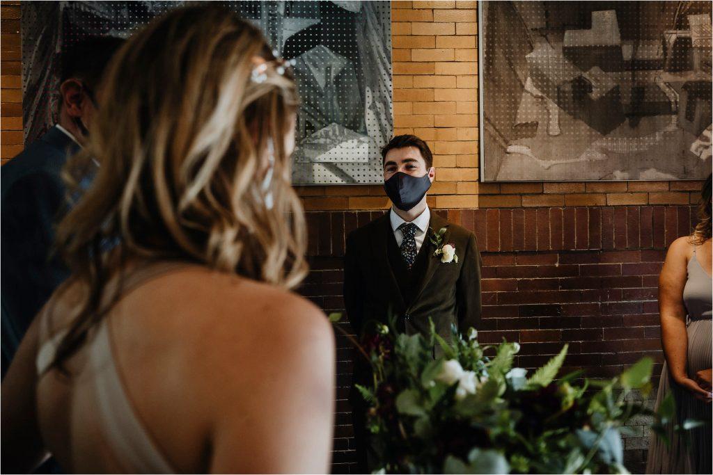 Urban Element Ottawa Intimate Wedding