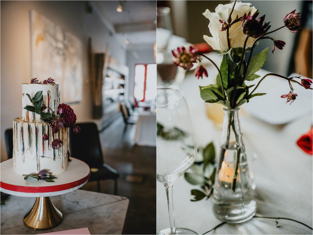 Urban Element Ottawa Intimate Wedding