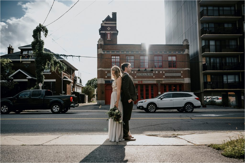 Urban Element Wedding Ottawa