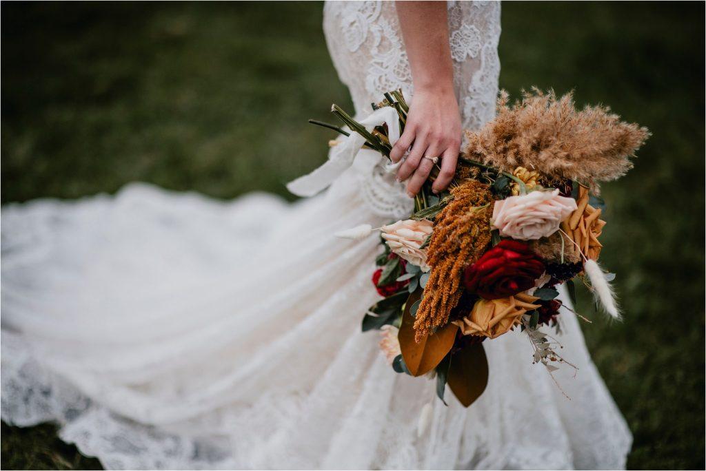 Wedding Flowers by Amethyst Floral Pembroke