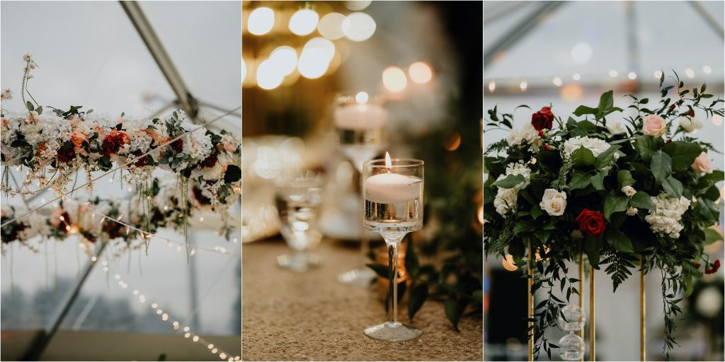 decor and florals by Orchard View in Greely, Ontario