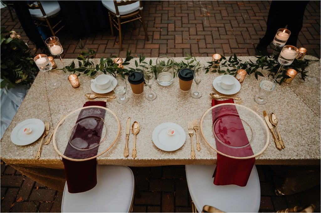 tablescape by Orchard View
